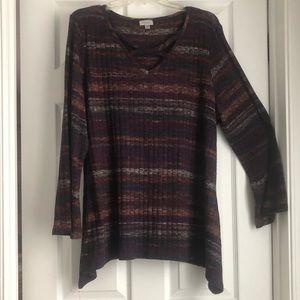 Avenue- 18/20- Tunic sweater